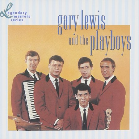 Gary Lewis and the Playboys Legendary Masters Series By Gary Lewis the Playboys Format Audio CD Ship from US Designs Multi Format Cd