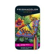 Prismacolor Premier Thick Core Colored Pencil Set, 12-Colors