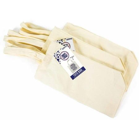 Horizon Group USA Create Out Loud Tan Tote Bag, 3pk