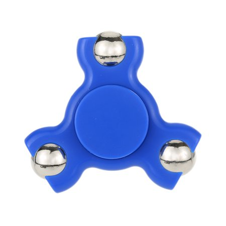 New Mini Pencil Hand Fidget Tri Spinner Finger Focus Tool Desk Toy Spin Widget for ADHD Children Adults Relieve Stress Anxiety Hybrid Ceramic Bearing](Desk Toys For Adults)