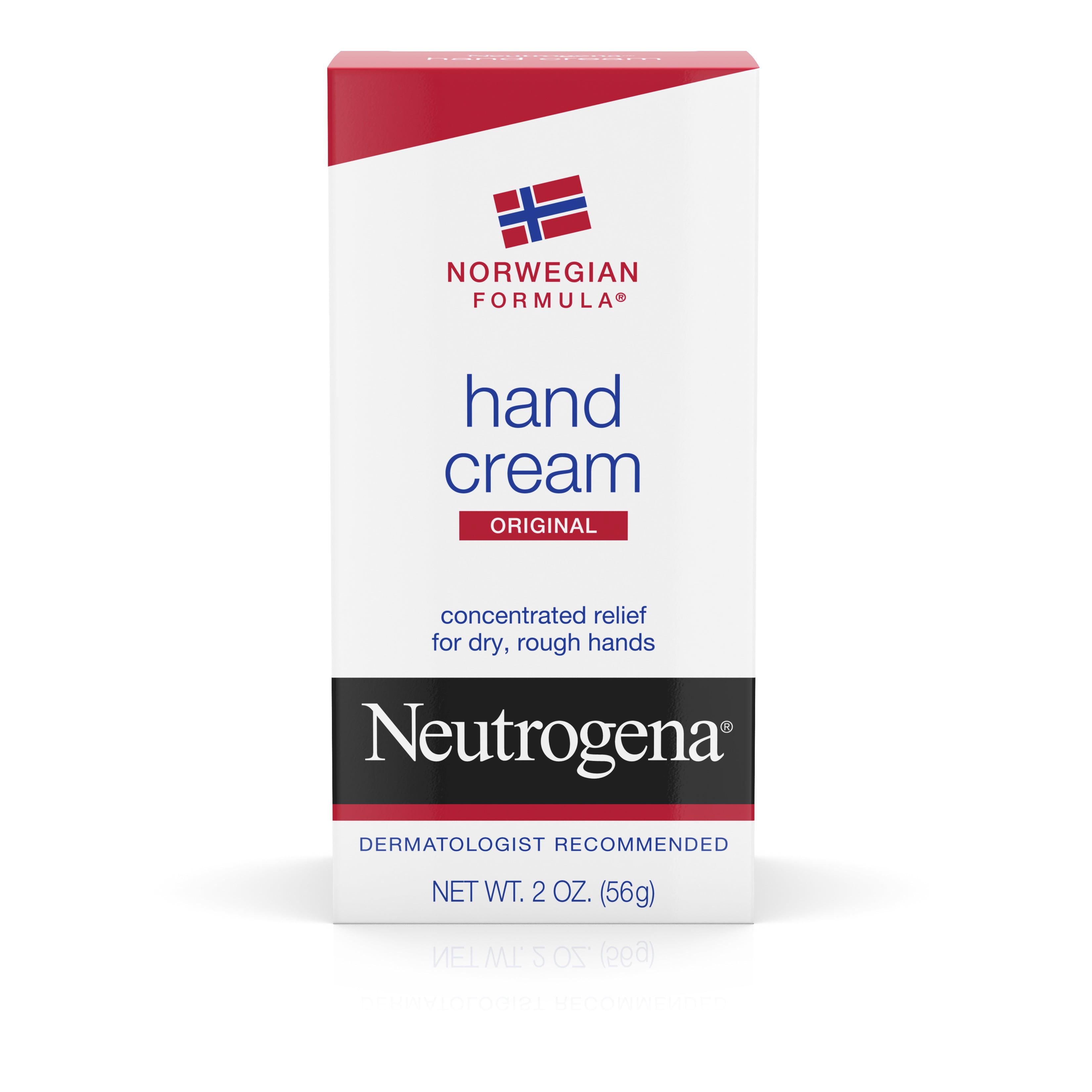 Neutrogena Norwegian Formula Hand Cream, 2 Oz - Walmart.com