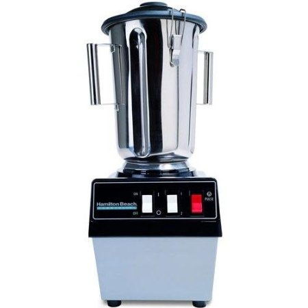 Hamilton Beach 990 Commercial Food Blender, Silver
