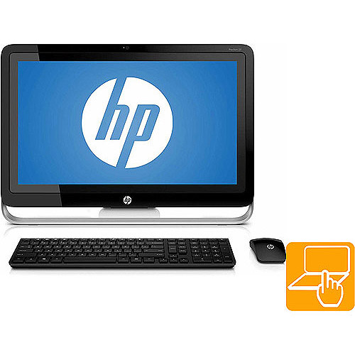 """New HP 23-h050 Pavilion 23"""" TouchScreen All-In-One PC 4GB RAM 1TB HDD W8.1"""