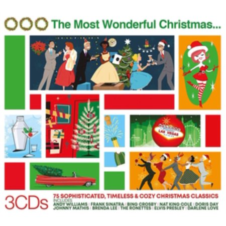 Music To Enjoy Christmas By / Various (CD) ()