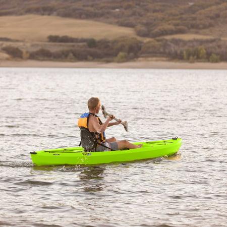 Lifetime Tahoma 100 Sit-On-Top Kayak (Paddle Included