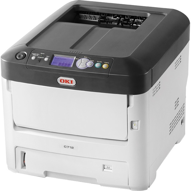 Okidata 62447801 C712Dn Digital Color Printer