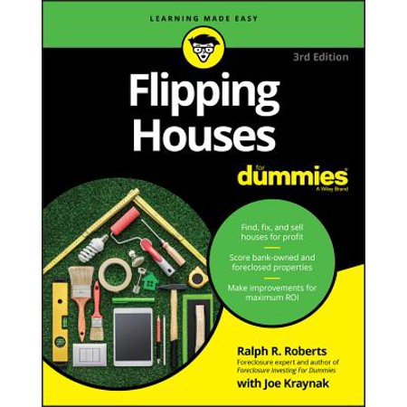Flipping Houses for Dummies - Life Size Dummy