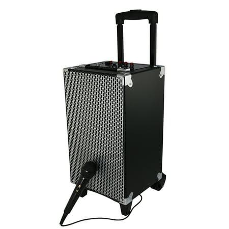 SoundLogic XT Wireless Bluetooth SD FM Radio Portable Tailgate Speaker w/  Handle