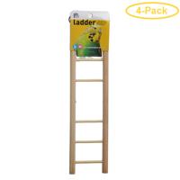 Prevue Birdie Basics Ladder 7 Rung Ladder - Pack of 4