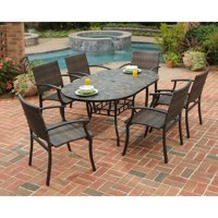 Home Styles Stone Harbor 7-Piece Outdoor Dining Set