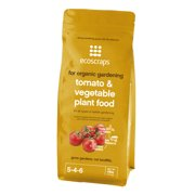 Ecoscraps for Organic Gardening Tomato and Vegetable Plant Food 4 lbs