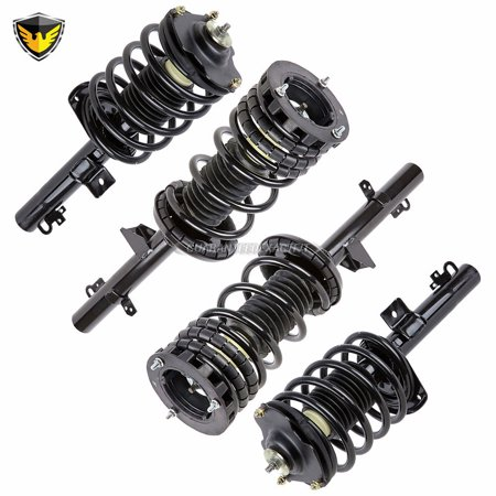 Ford Taurus Rear Struts - Complete Set Duralo Front Rear Strut Spring Assembly For Ford Taurus Mercury