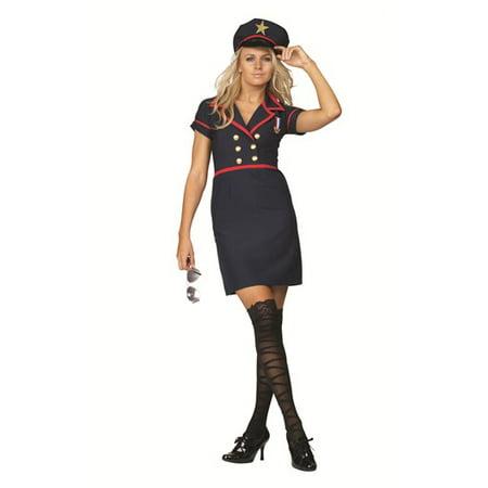 Marine Annie Navy Costume - Marine Corps Costume