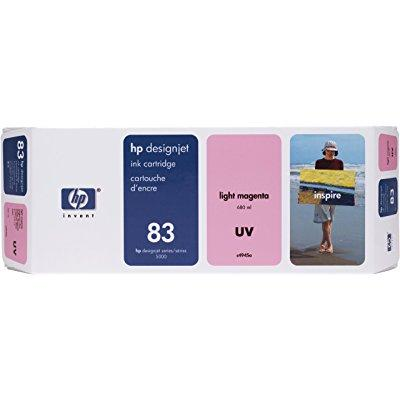 Sony hp 83 c4945a uv ink cartridge for designjet 5000 ser...
