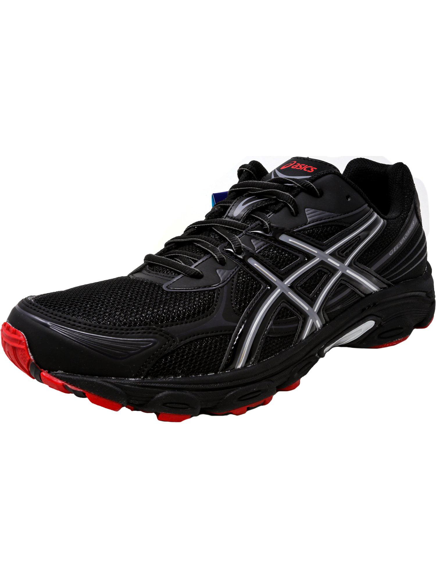 Asics Men's Gel-Vanisher Carbon / Black Neon Lime Ankle-High Running Shoe - 13M