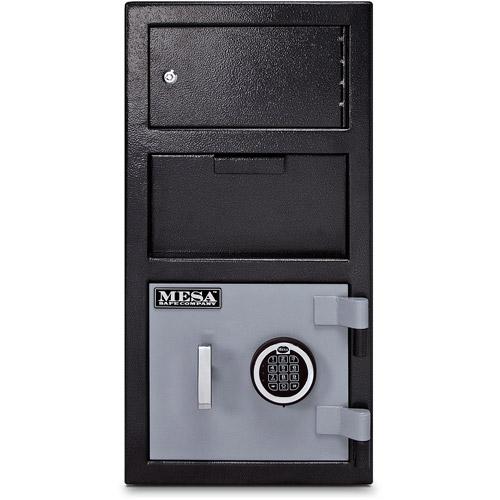 Mesa Safe MFL2014E-OLK Depository Safe 1.5 Cu Ft with Electronic Lock, Exterior Locker