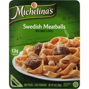Michelina's Swedish Meatballs 9.0 oz. Tray