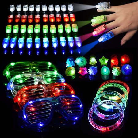 LED Light Up Toys Flashing Party Favors