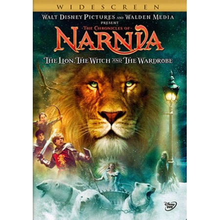 The Chronicles of Narnia: The Lion, The Witch and the Wardrobe (DVD) - Animation Halloween Lyon