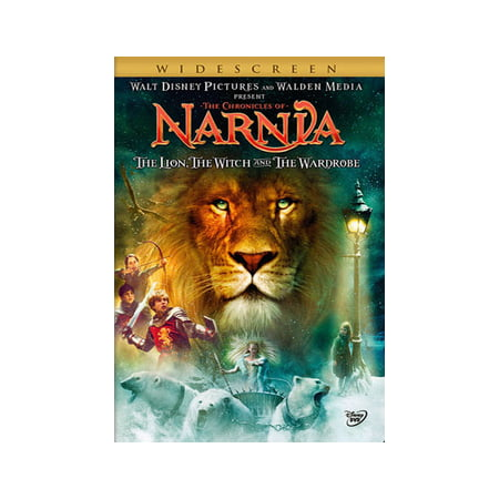 The Chronicles of Narnia: The Lion, The Witch and the Wardrobe (DVD)](Halloween Movies 3 Witches)