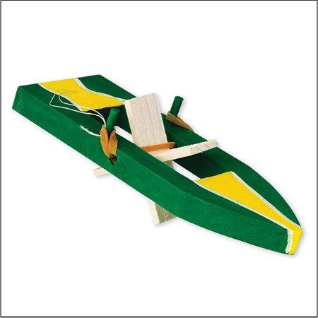 Paddle Wheel Boat Craft Kit
