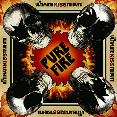Pure Fire - The Ultimate Kiss Tribute / Various (Vinyl) (Limited (G&l Limited Edition Tribute Legacy Hss Review)