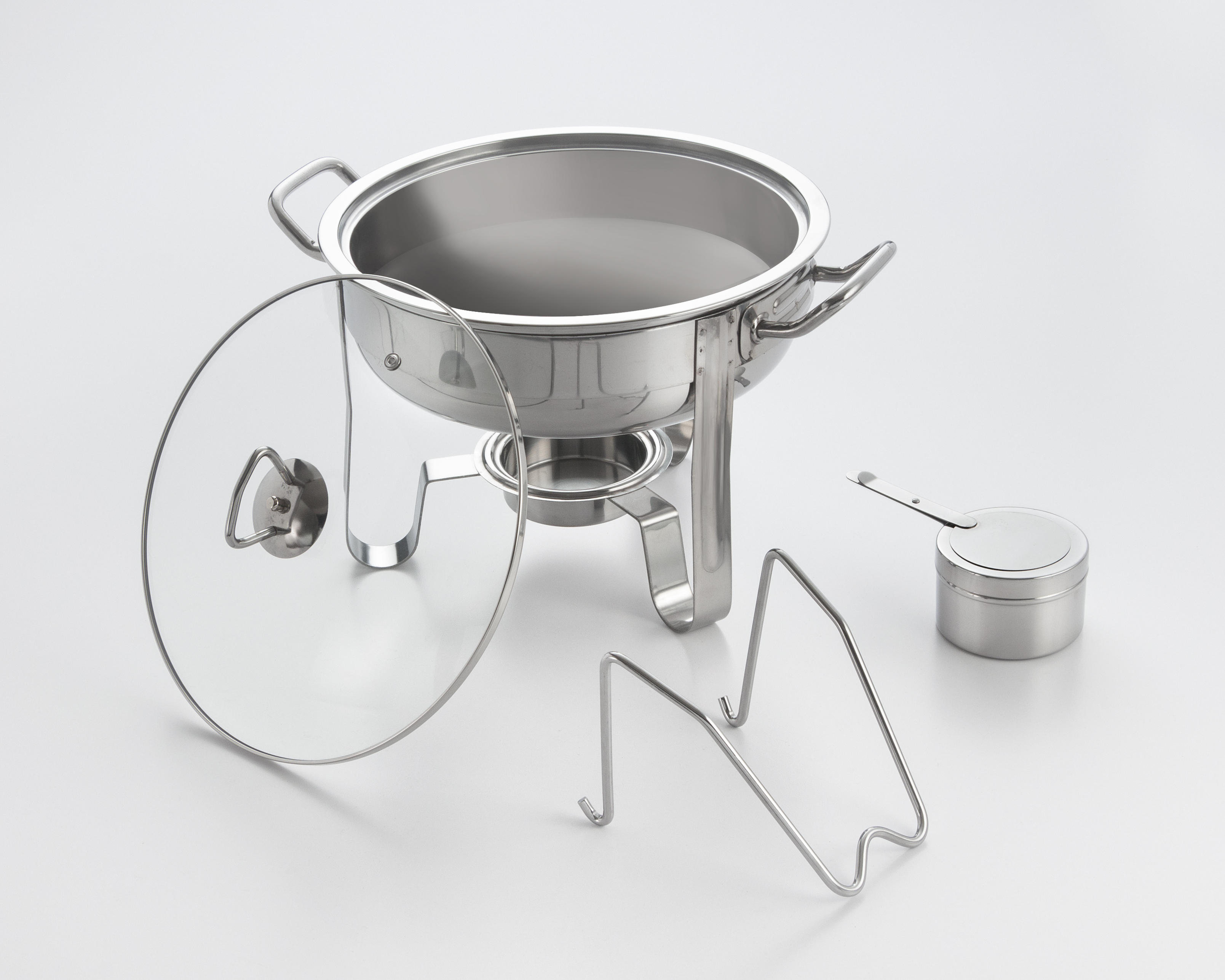 Cook Pro Stainless Steel Chafing Dish by Generic