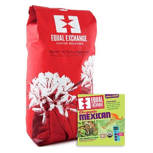 Org Mexican Whole Bean 5lb EQL -