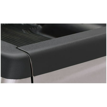 Bushwacker 93-11 Ford Ranger Tailgate Caps - Black