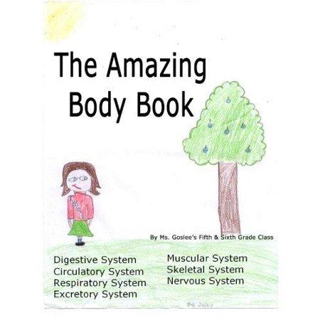 The Amazing Body Book - image 1 de 1
