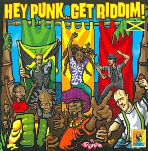Hey Punk...Get Riddim