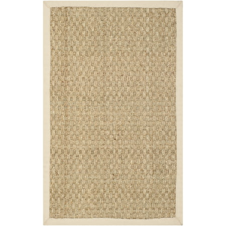 Runners Seagrass Rug (Safavieh Natural Fiber Arbor Border Area Rug Or Runner )