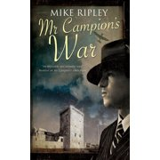 Albert Campion Mystery: MR Campion's War (Hardcover)