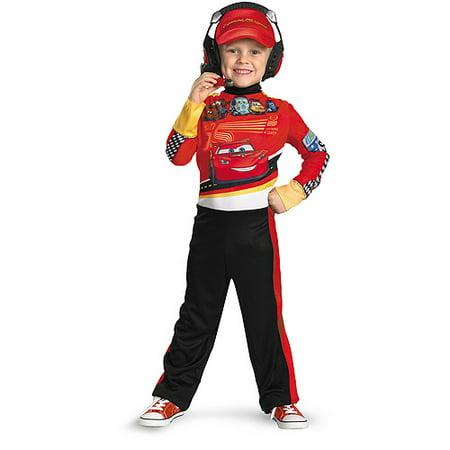 Cars 2 Child's Racing Head Set Halloween Accessory