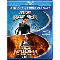Lara Croft 2 Movie Collection on Blu-ray