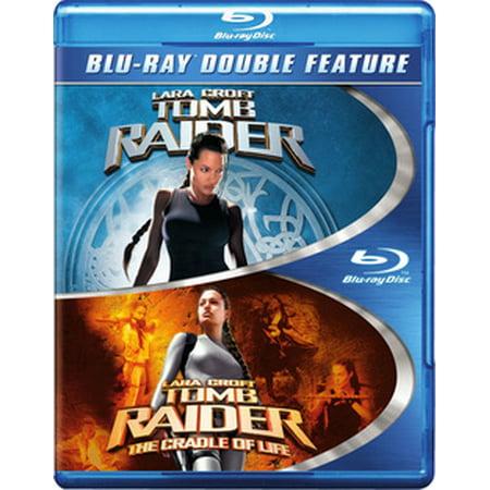 Lara Croft 2 Movie Collection (Blu-ray) (Lara With Horse 2 Ep 1 4)