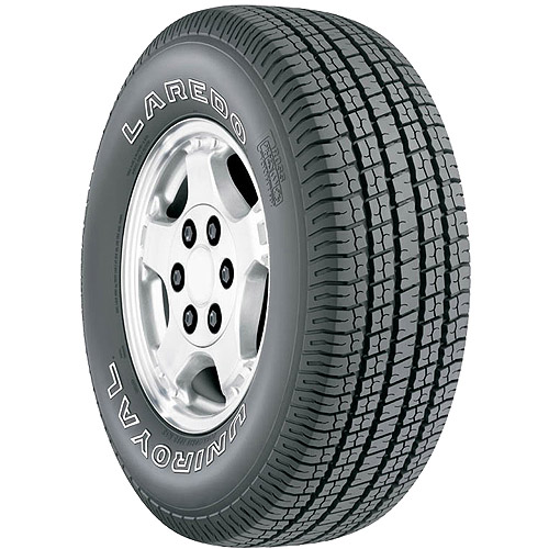Uniroyal Laredo Cross Country Tour Tire P225/70R15 100T ORWL