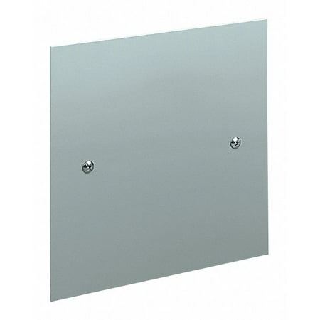 Galvanized Replacement - Replacement Cover, Steel, Galvanized Finish, For Use With: SC Enclosures, 1 EA