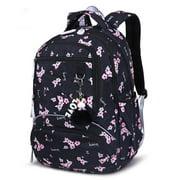 Cartoon Pattern School Bags for Teenage Girls Kids High capacity Children Student Backpack Teen Shoulder Bag Child Schoolbag
