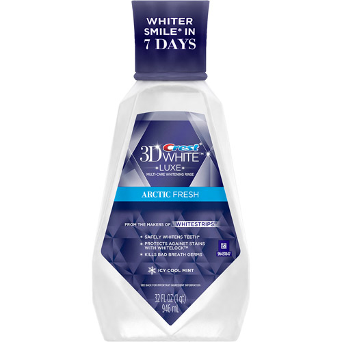 Amazon: Crest 3D White Luxe Glamorous 4-pk $! On September 28 th and September 29 th, head over to Amazon: Crest 3D White Luxe Glamorous White is just $, so a great savings without clipping coupons or heading to the drug store.
