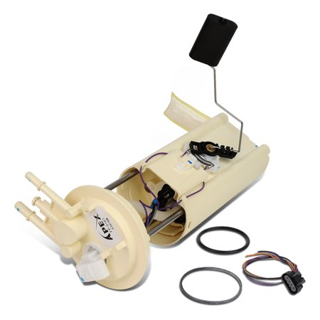 For 1997 Chevy Venture Pontiac Trans Sport Oldsmobile Silhouette In-Tank Electric Gas Fuel Pump Module Assembly E3976M 97 (Pontiac Trans Sport Air)