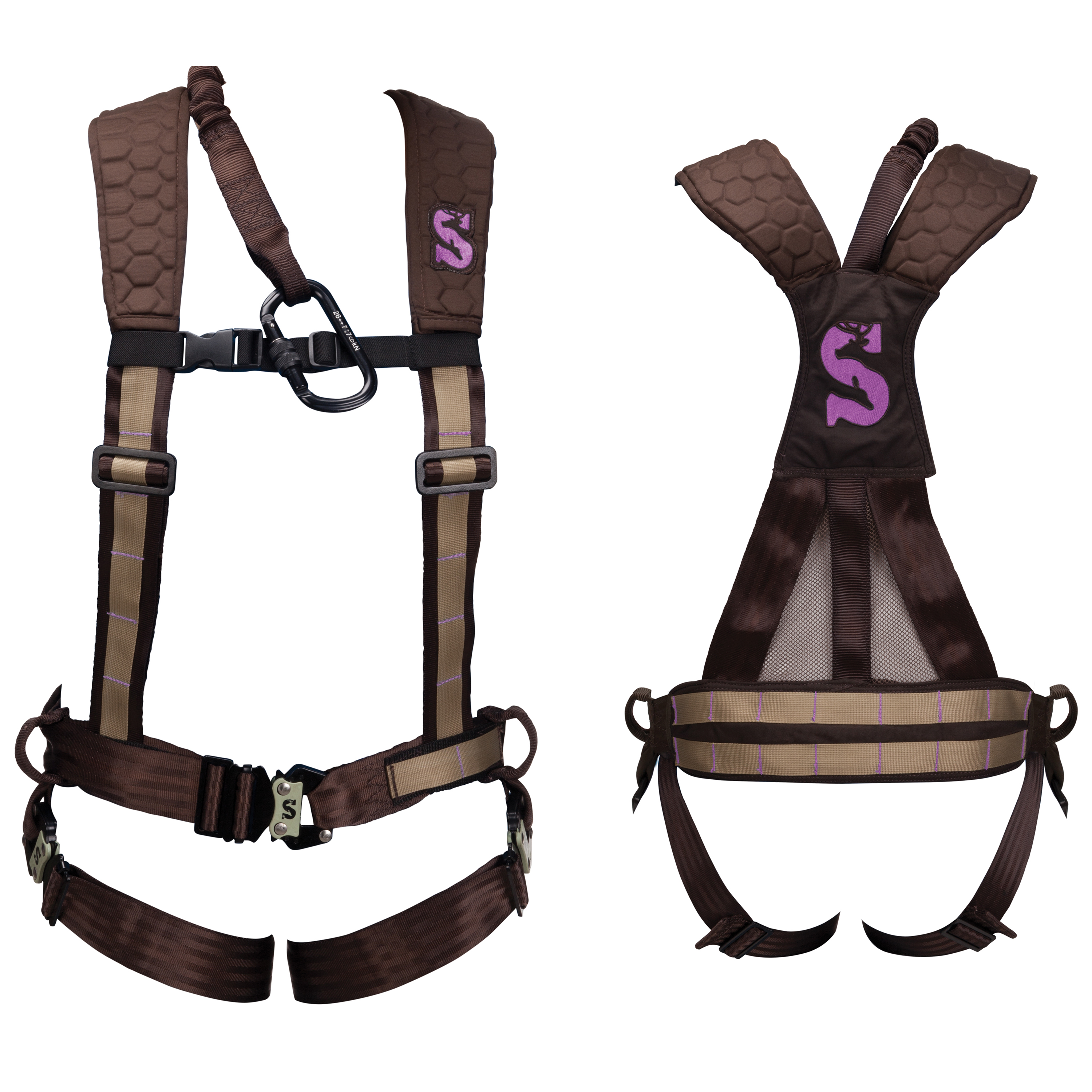 Summit Treestands Safety Harness Pro, Women, Small