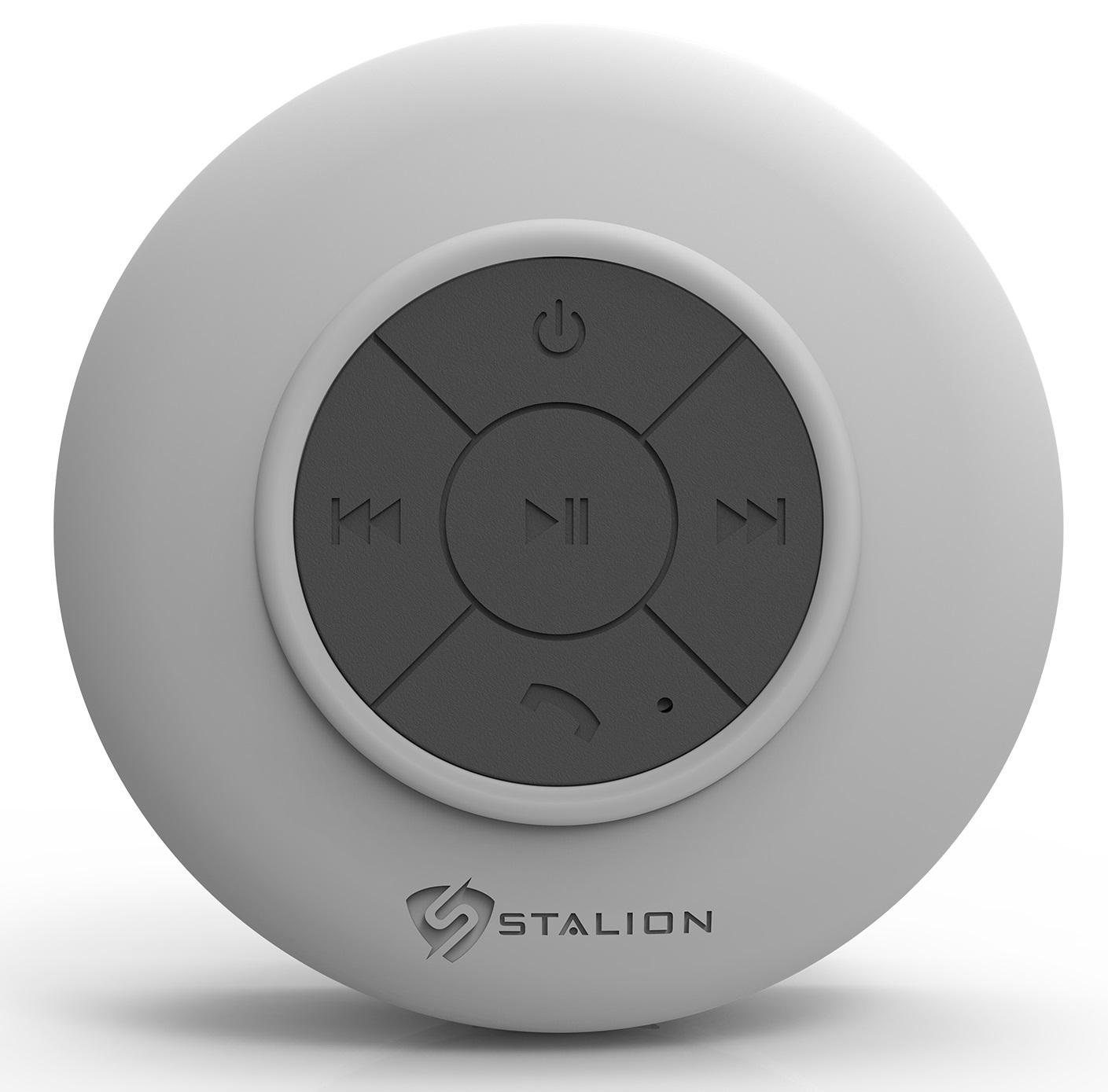 Stalion® Sound Universal Wireless Portable Waterproof Bluetooth Shower Speaker