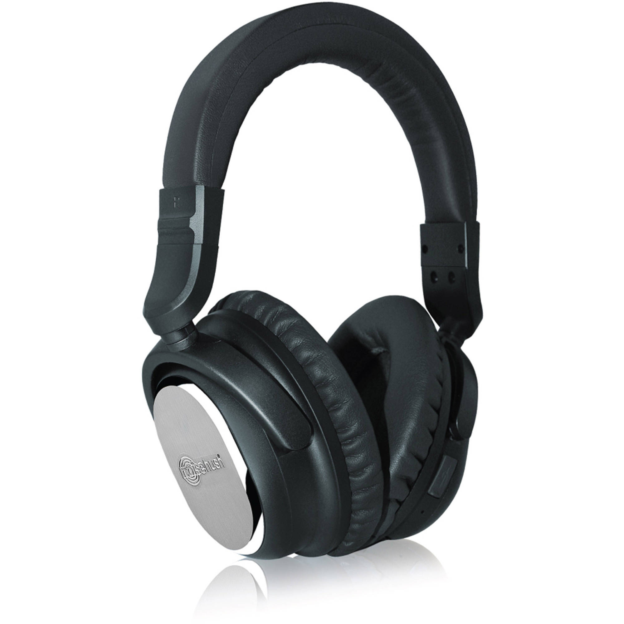NoiseHush i9 BT Active Noise-Canceling Headphones