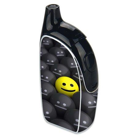 Skin Decal For Joyetech Autopack Penguin Vape / 1 Yellow Happy Emoji With