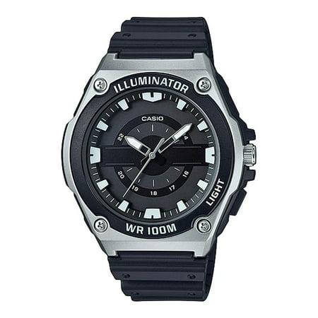Casio MWC100H-1AV Mens Youth Series Standard Analog Iluminator Light Watch