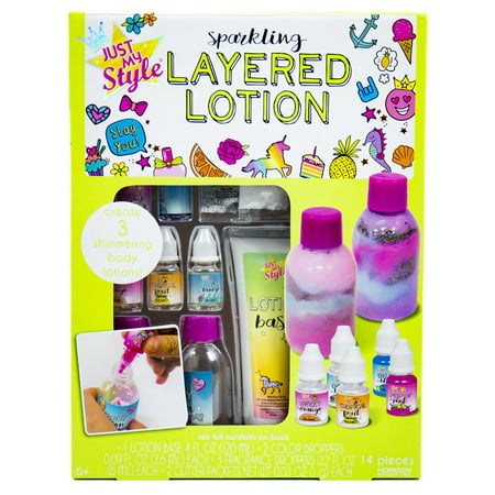 Horizon Group Just My Style Sparkling Body Lotion, 1 Each