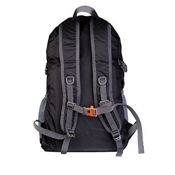 afac2f89eb Venture Pal Lightweight Packable Durable Travel Hiking Backpack Daypack  Black - Walmart.com