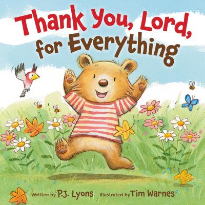 Thank You, Lord, for Everything (In Everything Give Thanks To The Lord)