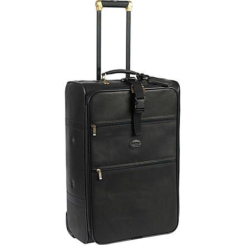 Claire Chase 232E-black Classic 27 inch Pullman with Cover - Black